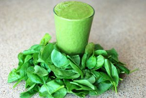 Vegan plan weight loss green smoothie