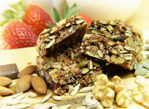 Vegan plan weight loss bar