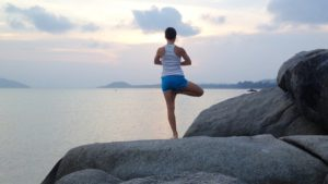Pilateswith Reformer body balance