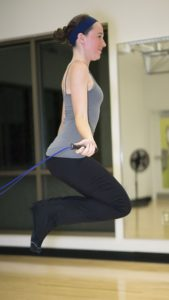Jumping rope one of the 10 best exercises for weight loss
