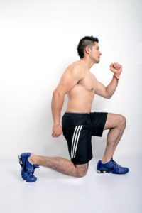 Exercise 1: Lunges one of the 10 best exercises for weight loss