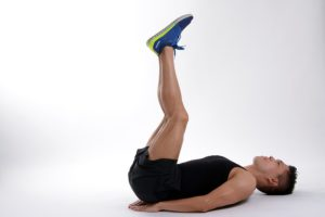 Pushing the ceiling one of the 10 best exercises for weight loss