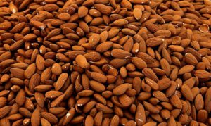 Almonds are a rich source of vitamins and minerals