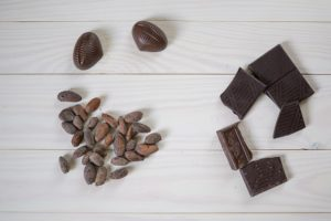 Cocoa butter is the primary ingredient for chocolate