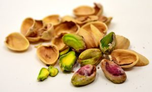 Pistachios are pant sources of incomplete proteins