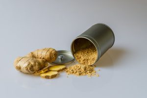 Ginger it stimulates blood circulation