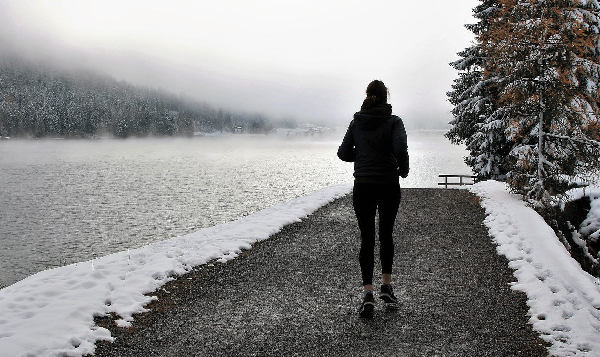 Winter running shoes and advices