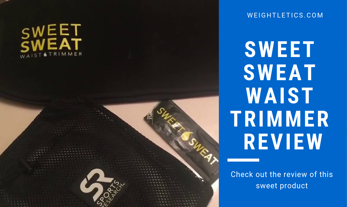 145f05a7c35 Sweet Sweat Waist Trimmer Belt Review