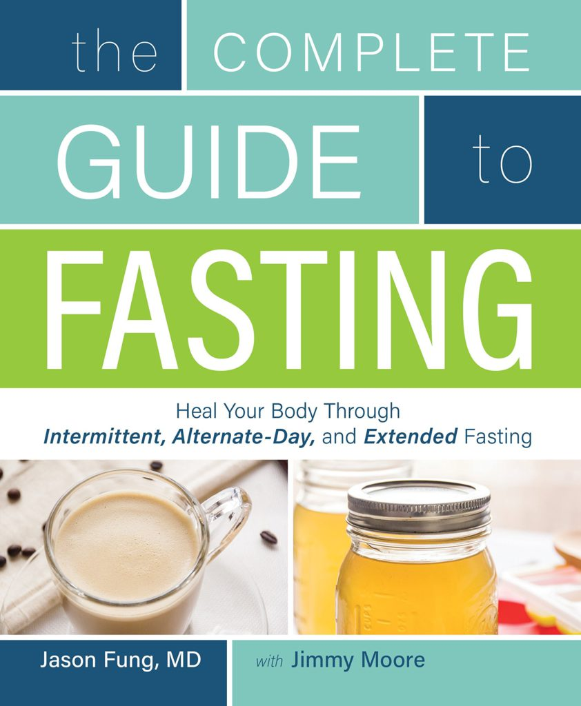 The Complete Guide to Fasting book