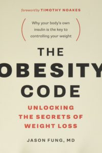 The Obesity Code book for weight loss