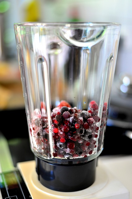 Use a blender to prepare your smoothies