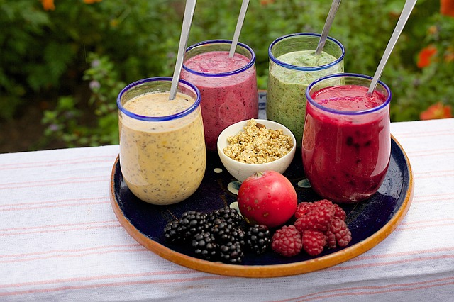 Smoothies are a best way to start your day