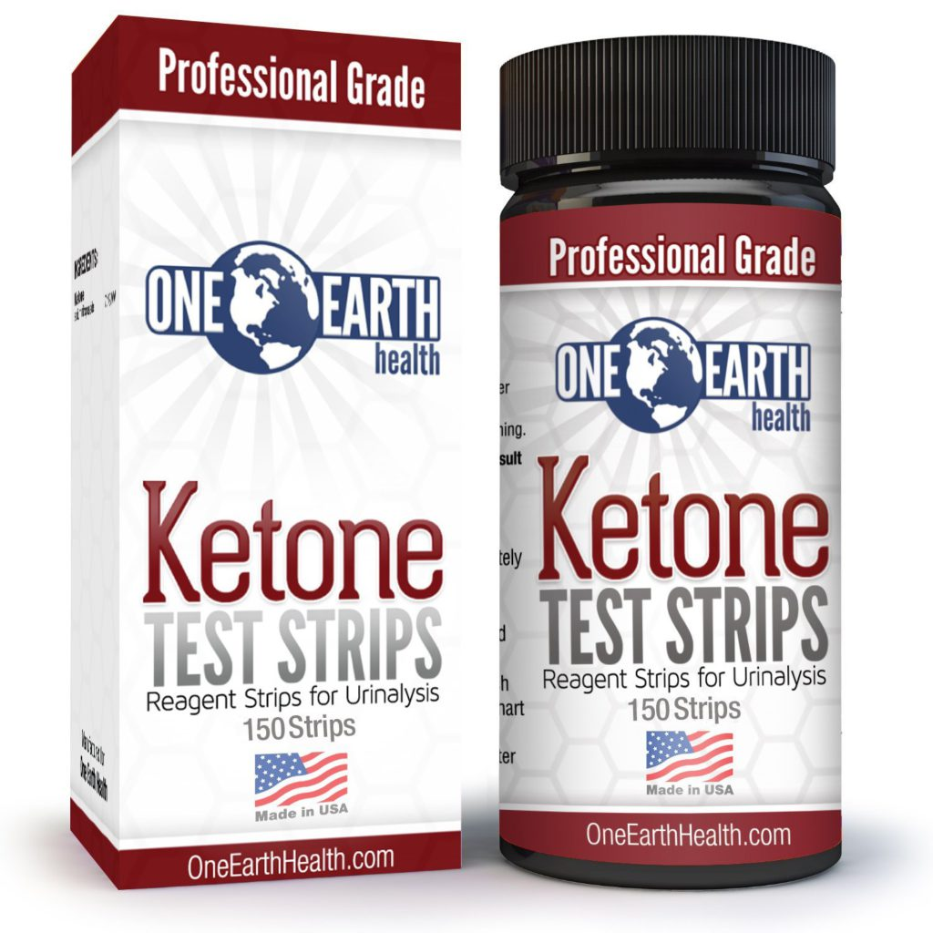 One Earth Health Ketone Test Strips