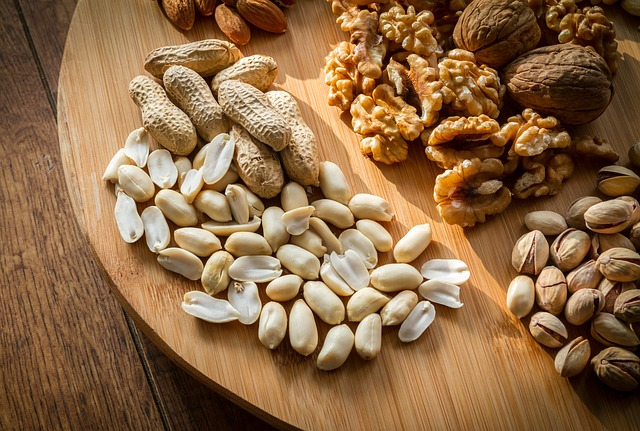 Nuts are healthy but don't exaggerate