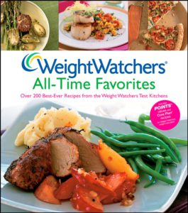 Prepare delicious recipes with Weight Watchers cookbook