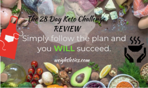 The 28 Day Keto Challenge REVIEW